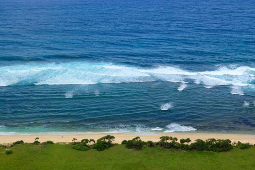 Beautiful Seashore in Bali, Indonesia