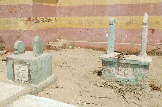 cairo cemetery in egypt