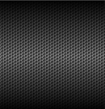 Honeycomb gray textures
