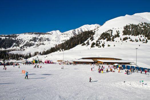 ski facility