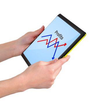profits on touchpad