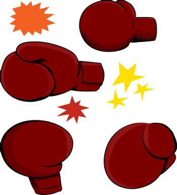 Boxing Glove Angles