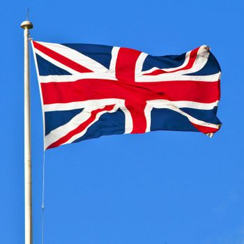 The flag of the United Kingdom/Great Britain.
