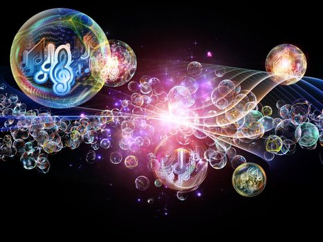 Acceleration of Music