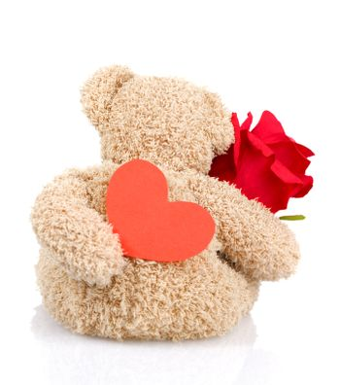 Soft toy for Valentine day