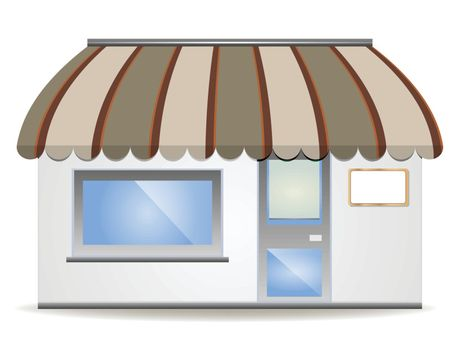 vector awning