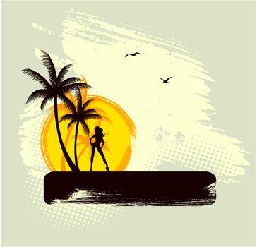 Tropic back