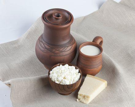 Dairy produce