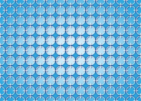 abstract background Cross linked blue