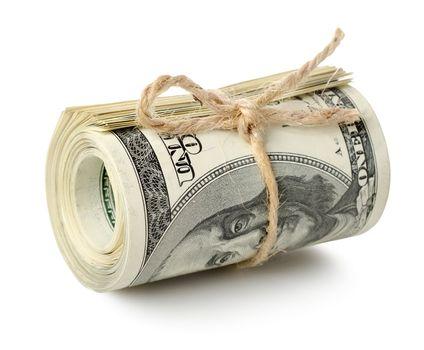 Dollar roll isolated