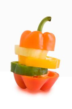 Mixed paprika