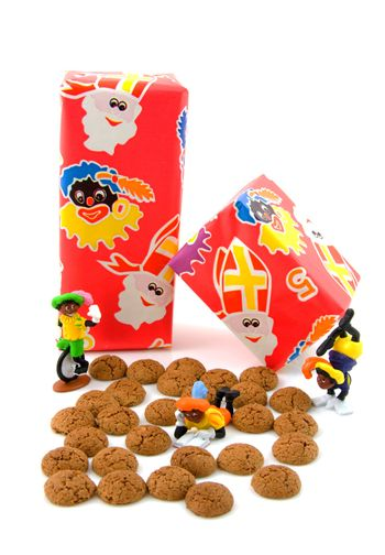 Typical Dutch celebration: Sinterklaas with surprises and ginger nuts