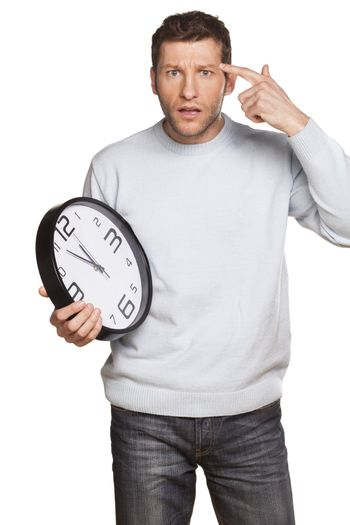Man And Time