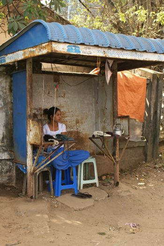 Public Callbox, Myanmar