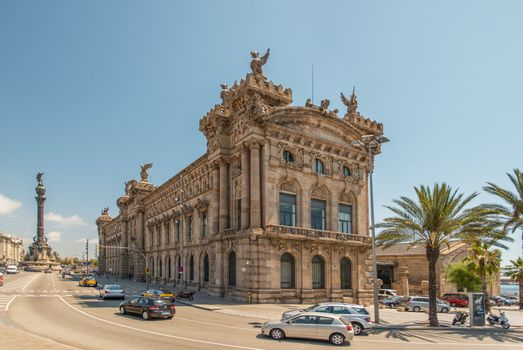 Maritime Museum in Barcelona