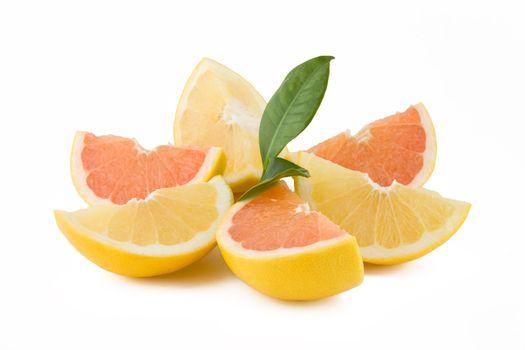 Grapefruits parts