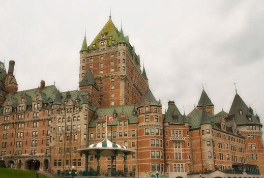 Ancient Architecture of Quebec City, Canada