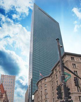 Buildings of Boston, Massachusetts