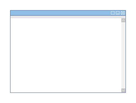 Window software
