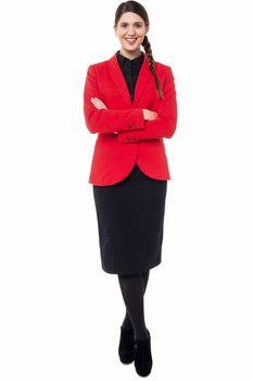 Successful business entrepreneur in formals