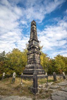 Memorial on Lilienstein