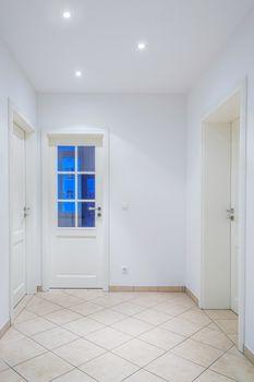 Indoor foyer