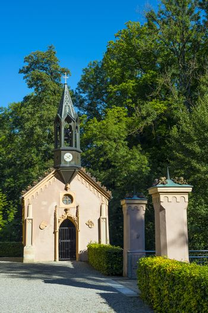 Small chapel in Bavaria Germany