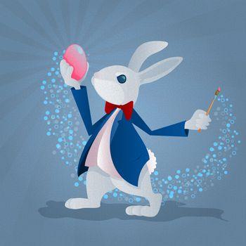 Easter Bunny Magic