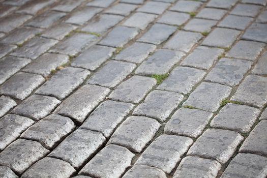 background of pavement