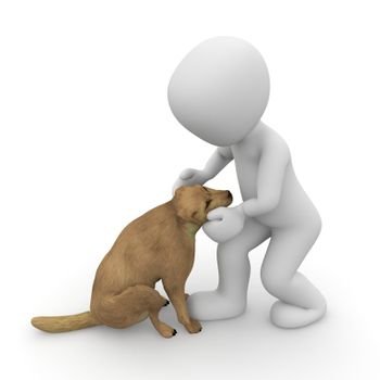 Dogs are very obedient