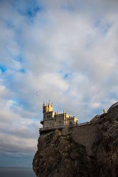 """Castle """"Swallows Nest"""""""