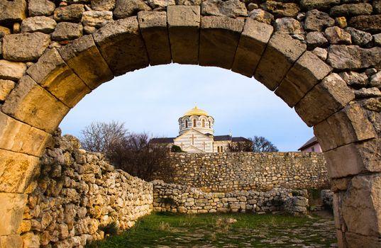Chersonesos temple