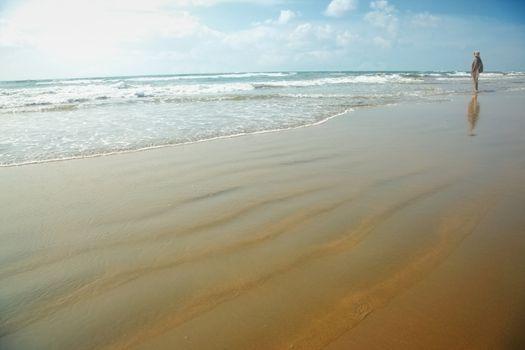 Pleasure at the beach