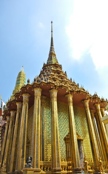 The Temple of Emerald Buddha