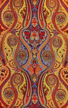 colored arabica fabric