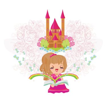 Dreaming about fairytale
