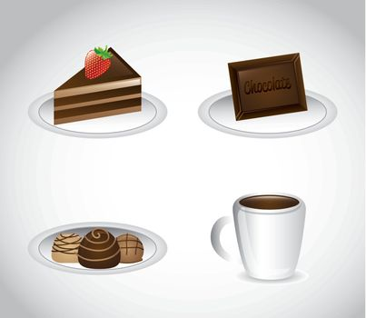 chocolated elements
