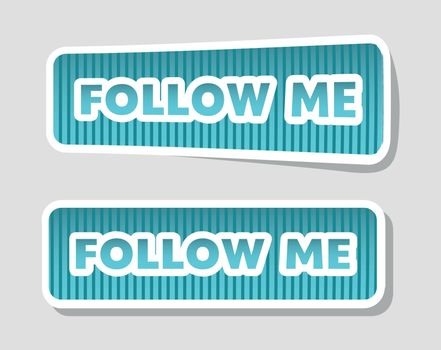 follow icons