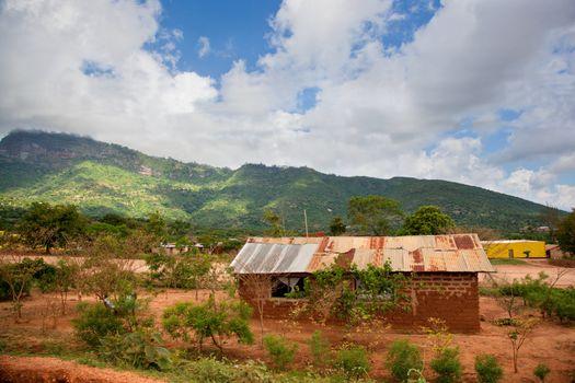 Southern Kenya poverty landscape