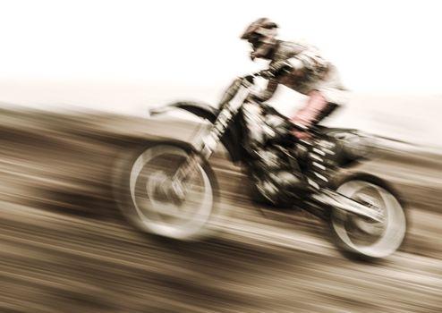 Championship of motocross
