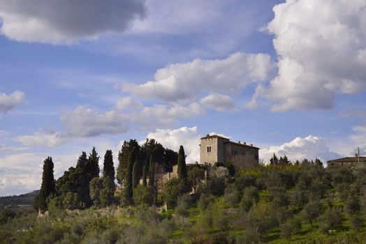 Podere �(Tuscany)