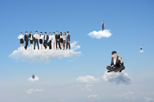 excellent cloud work