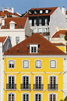 colored Lisbon