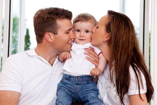 Parent Kiss