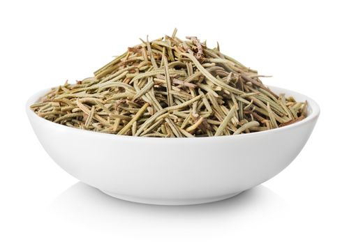 Rosemary in plate