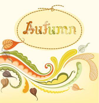 Autumn inspire design