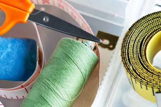 Sewing Box Items