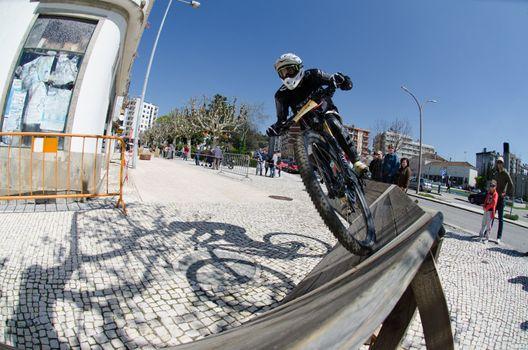 Unidentified rider