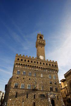 Palazzo Vecchio Firenze Italy - XIII century