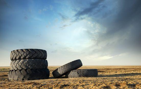 Obsolete tires